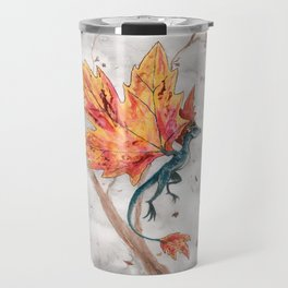 Maple Dragon Travel Mug
