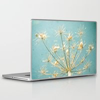 umbrella Laptop & iPad Skins featuring Umbrella by Cassia Beck