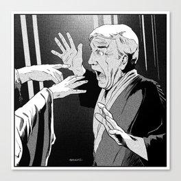 Creepshow Canvas Print