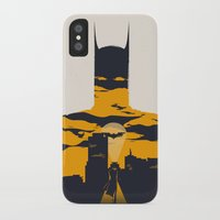movie poster iPhone & iPod Cases featuring Movie Poster by Inno Theme
