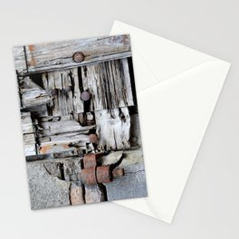 Rusty Stationery Cards