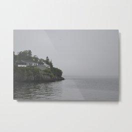 Chaleur Bay Metal Print