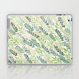 September Leaves Laptop & iPad Skin