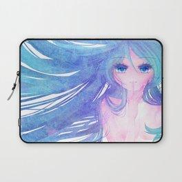 Daiya Aoi - Flow Laptop Sleeve