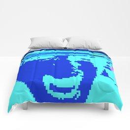 Yell Glitch Comforters