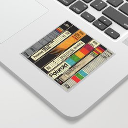 VHS Detail I Sticker