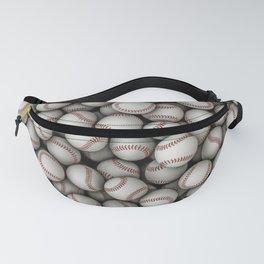 Baseballs Fanny Pack