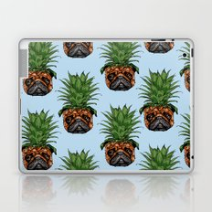 Pineapple Pug Laptop & iPad Skin