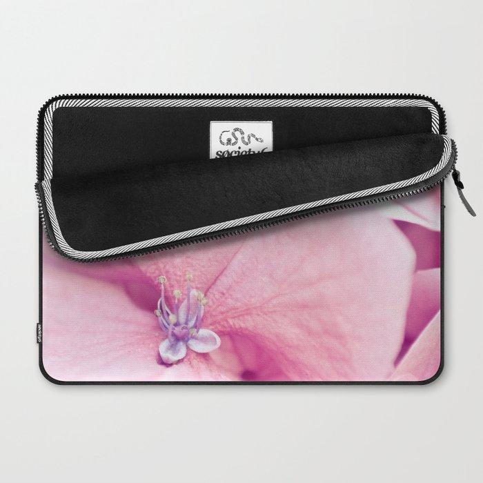 Sweetness of pink Laptop Sleeve