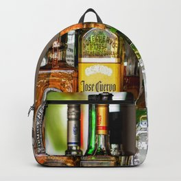 Last Call For Alcohol Backpack