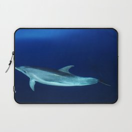 Dolphin and blues Laptop Sleeve