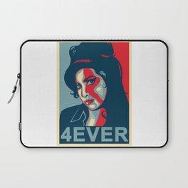Amy 4ever poster Laptop Sleeve