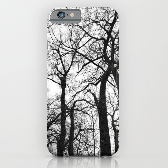 Cottonwood Forest B+W iPhone & iPod Case