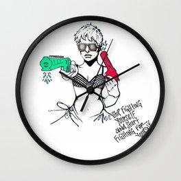 #STUKGRIL NATALITA Wall Clock