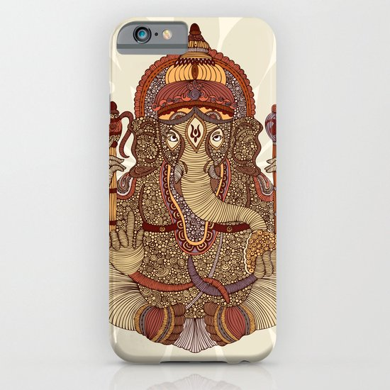 Ganesha: Lord of Success iPhone & iPod Case