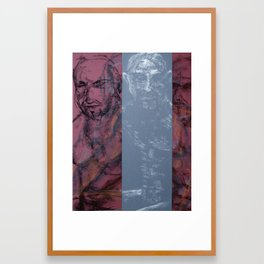 Second Reign of Vladimir Framed Art Print
