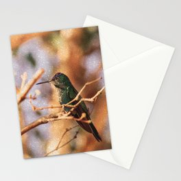 Bird - Photography Paper Effect 004 Stationery Cards