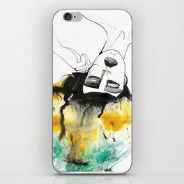 Sleeping Drag Queen iPhone Skin