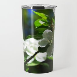 Apple blossom Travel Mug