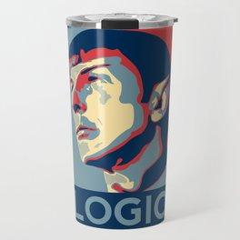 Logic Poster Travel Mug