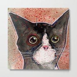 Felix the Cat Metal Print