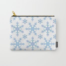 Let it Snow Mix 2 Carry-All Pouch