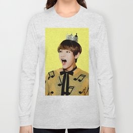 Comic Tae Long Sleeve T-shirt