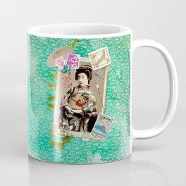 Un jour j'irai à Kyoto avec toi! Coffee Mug
