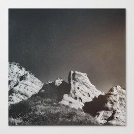 Dusty Canyon Canvas Print