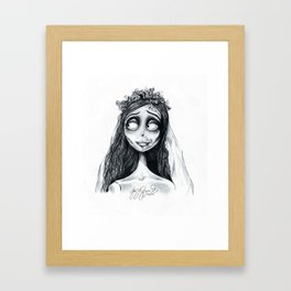 Emily  Framed Art Print