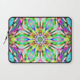 Kaleidoscope 02 Laptop Sleeve