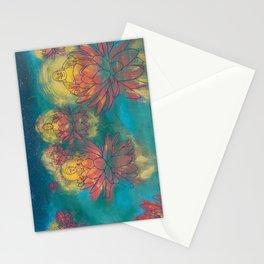 Buddhas Stationery Cards