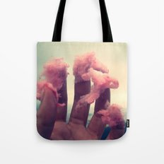 sugar cloud Tote Bag