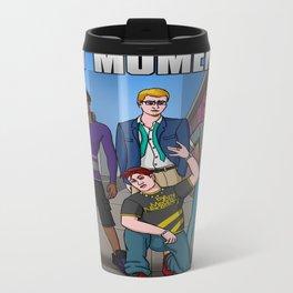 The Crew Metal Travel Mug