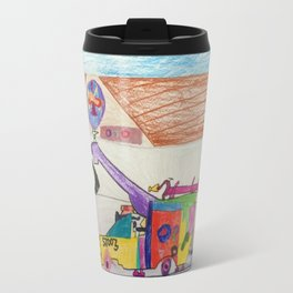 Fire Hall Practice  Travel Mug
