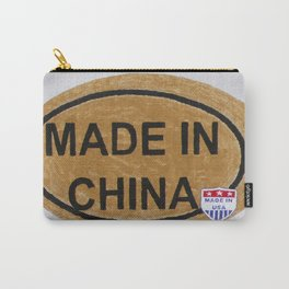 Made In China Carry-All Pouch