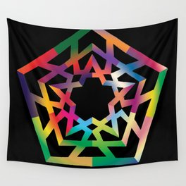 The Thoreau Star Wall Tapestry