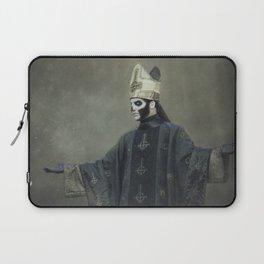 Ghost - Papa Emeritus III Laptop Sleeve
