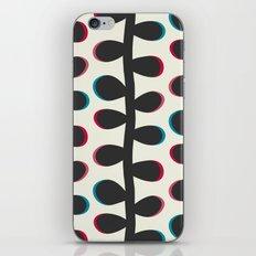 Like a Leaf [black] iPhone & iPod Skin