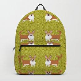 Cardigan Corgi Backpack
