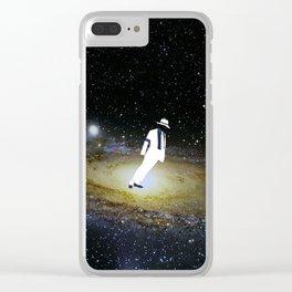 legend Clear iPhone Case