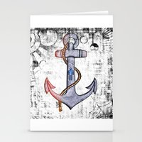 anchorman Stationery Cards featuring Anchorman by Funniestplace