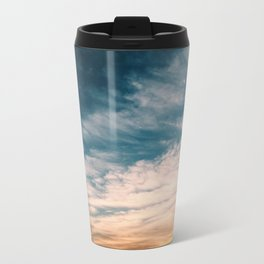 The last sunset Travel Mug