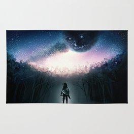 Zelda And The Black Moon Rug