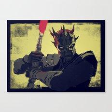 Savage Opress Canvas Print