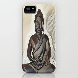 Siddhartha Gautama - Buddha iPhone Case