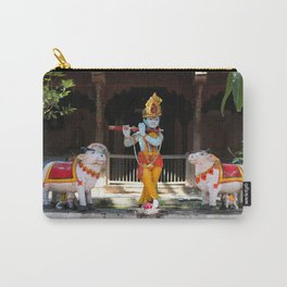 God Krishna  Carry-All Pouch