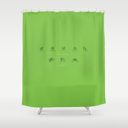 Handy Job Shower Curtain