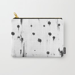Dots Strokes Carry-All Pouch