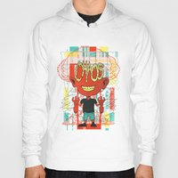 chaos Hoodies featuring Chaos by Tshirt-Factory